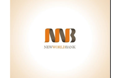 New World Bank logo