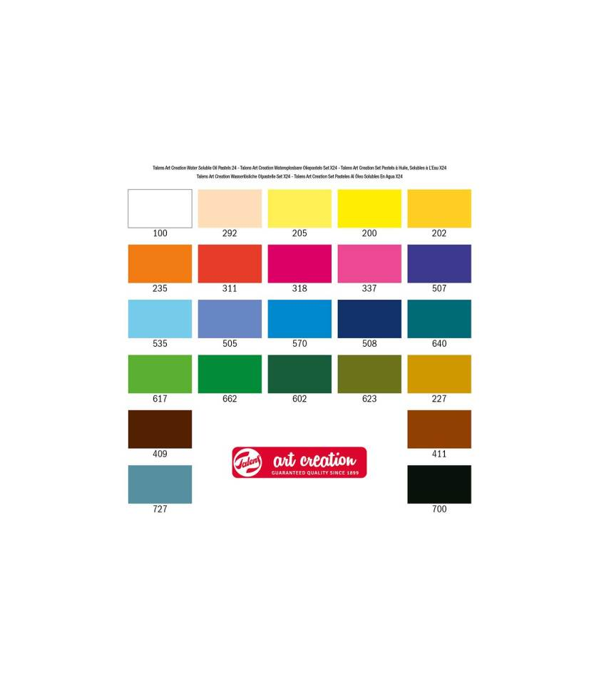 Pastel-Ladiou-Art-Creation-Water-Soluble-24-Talens-Art&Colour-hromatologio