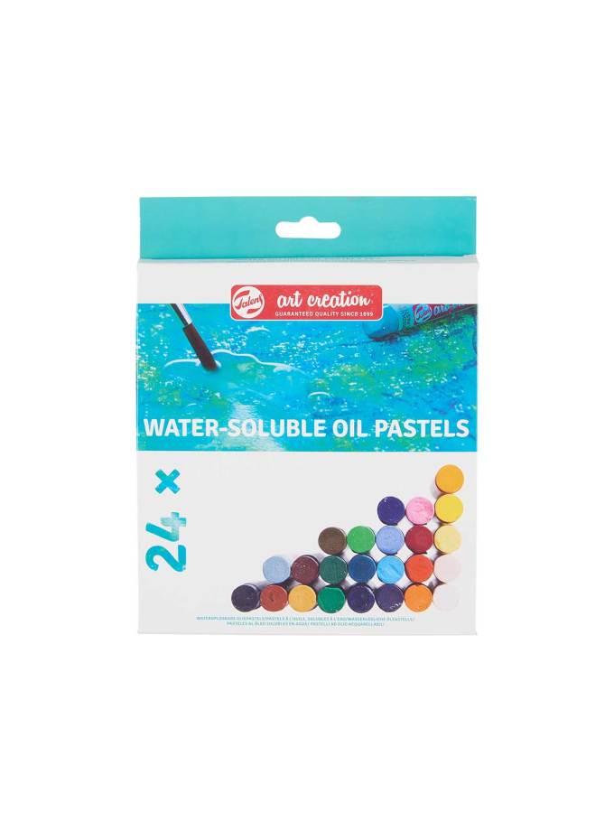 Pastel-Ladiou-Art-Creation-Water-Soluble-24-Talens-Art&Colour-front