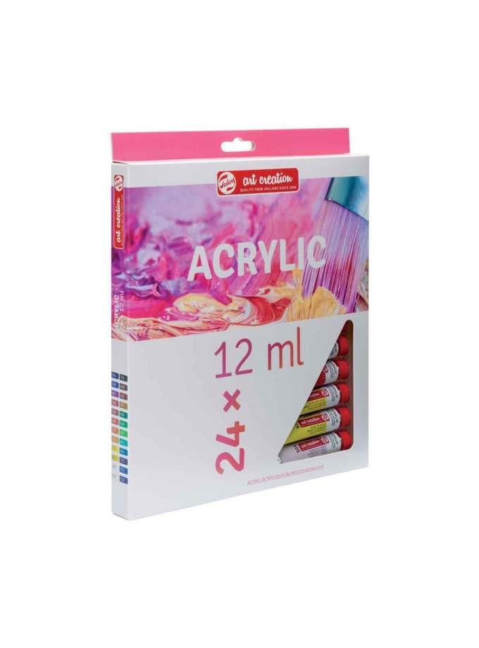 Set-24-Akrulika-ArtCreation-12ml-Talens-Art&Colour