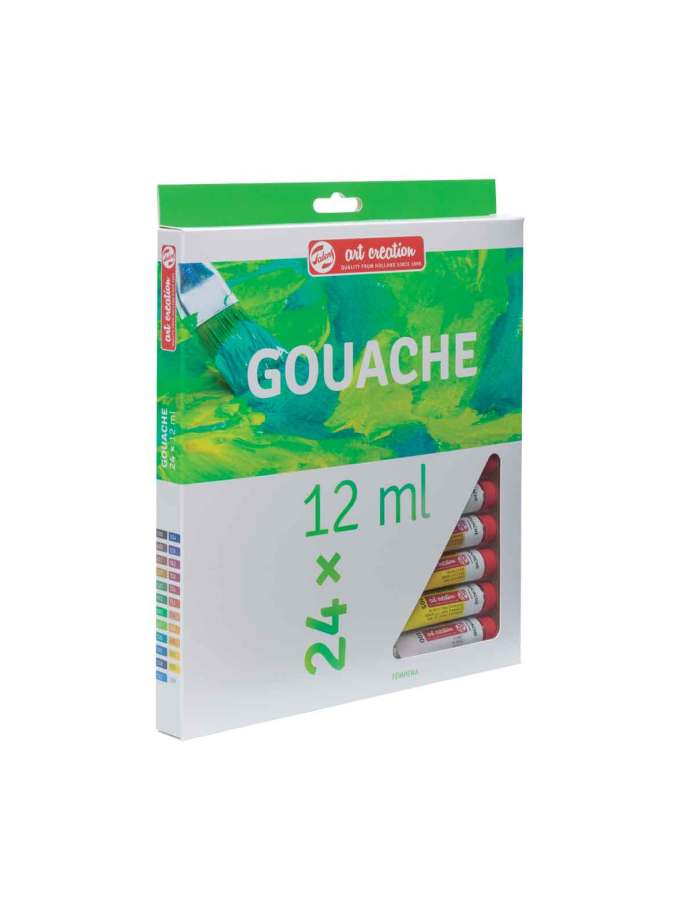 Set-Gouache-Hromata-24-12ml-ArtCreation-Talens-ARt&Colour