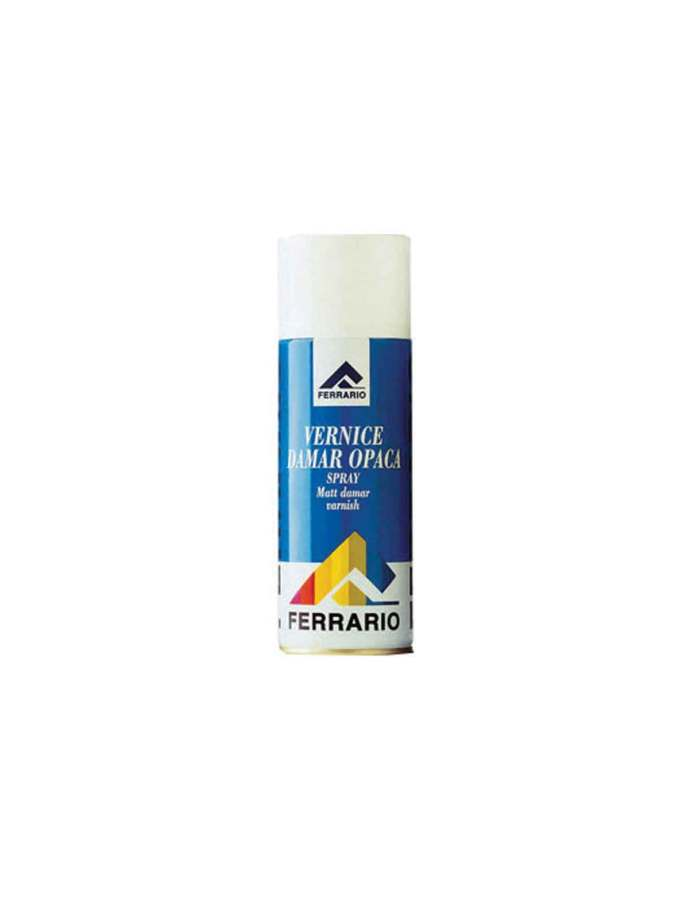 Verniki-Spray-Vernice-Damar-Opaca-Ferrario-Art&Colour