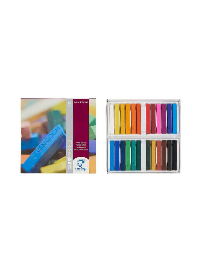 set-Pastel-24-VanGogh-Carre-Talens-Art&Colour