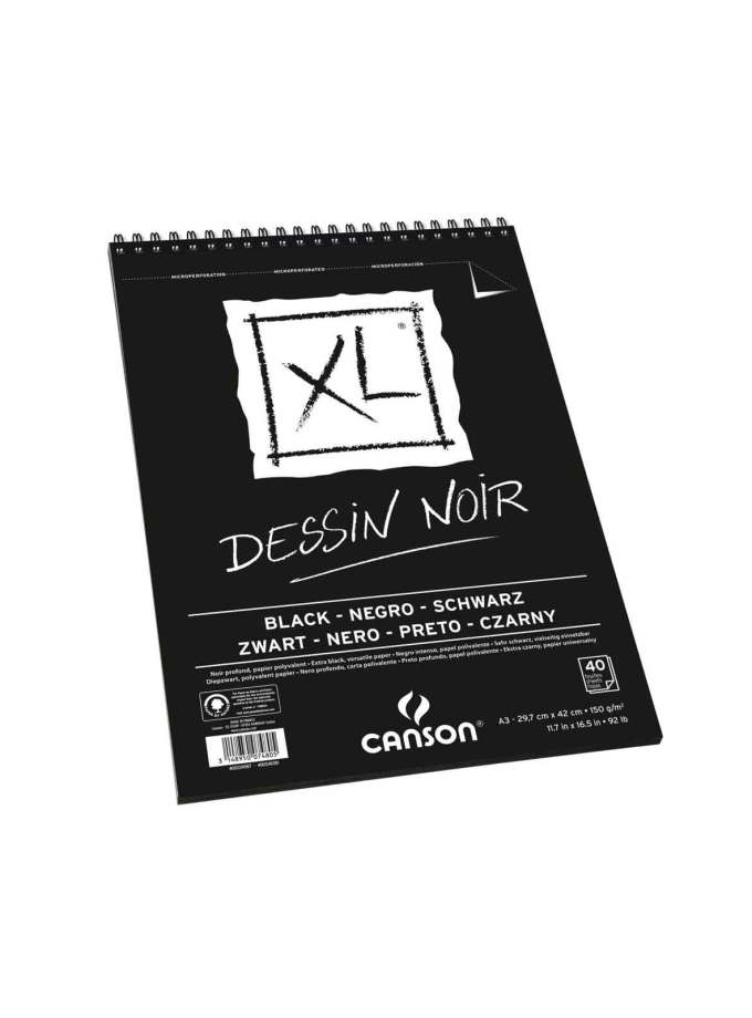 Mplok-XL-Dessin-Noir-Mavra-fulla-Canson-Art&Colour