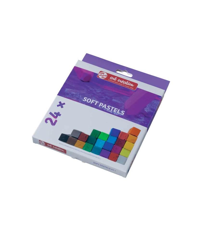 Set-24-Soft-Pastels-Art-Creation-Talens-Art&Colour-2