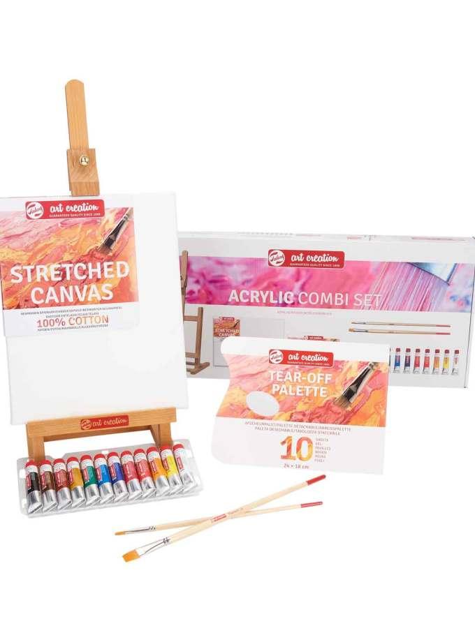 set-akrulika-acrylic-combi-set-artcreation-talens-Art&Colour-1