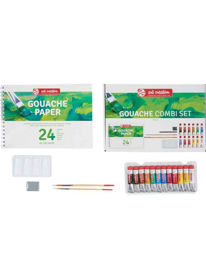 set-tempera-gouache-combi-set-artcreation-Talens-Art&Colour