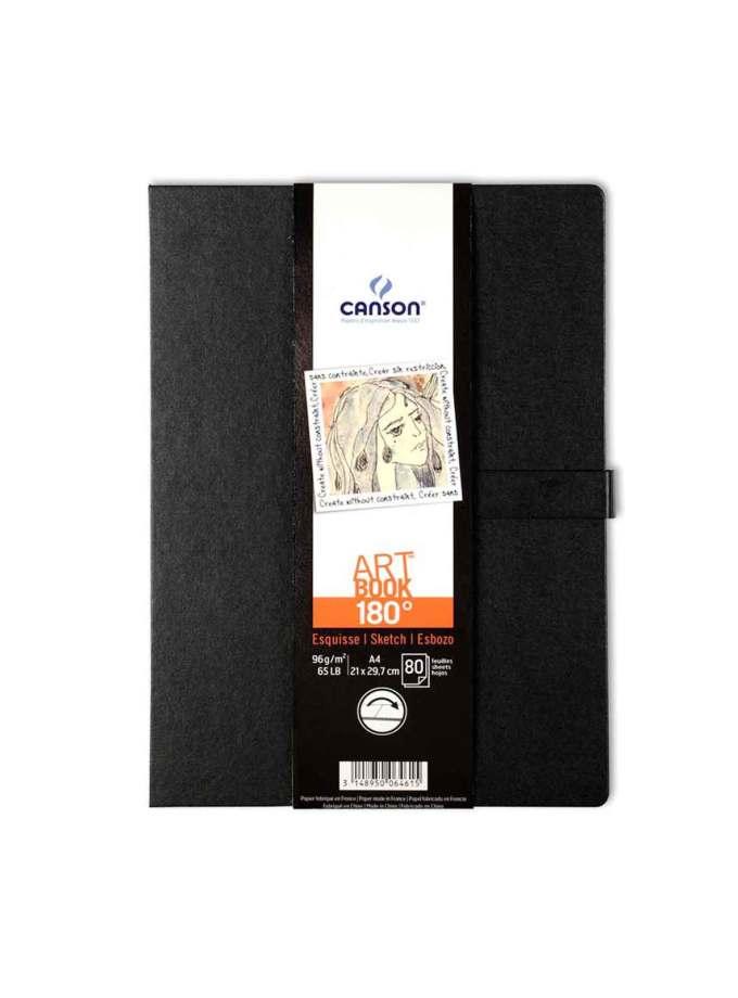 sketchbook-artbook-180-80F-96gr-Canson-Art&Colour-1