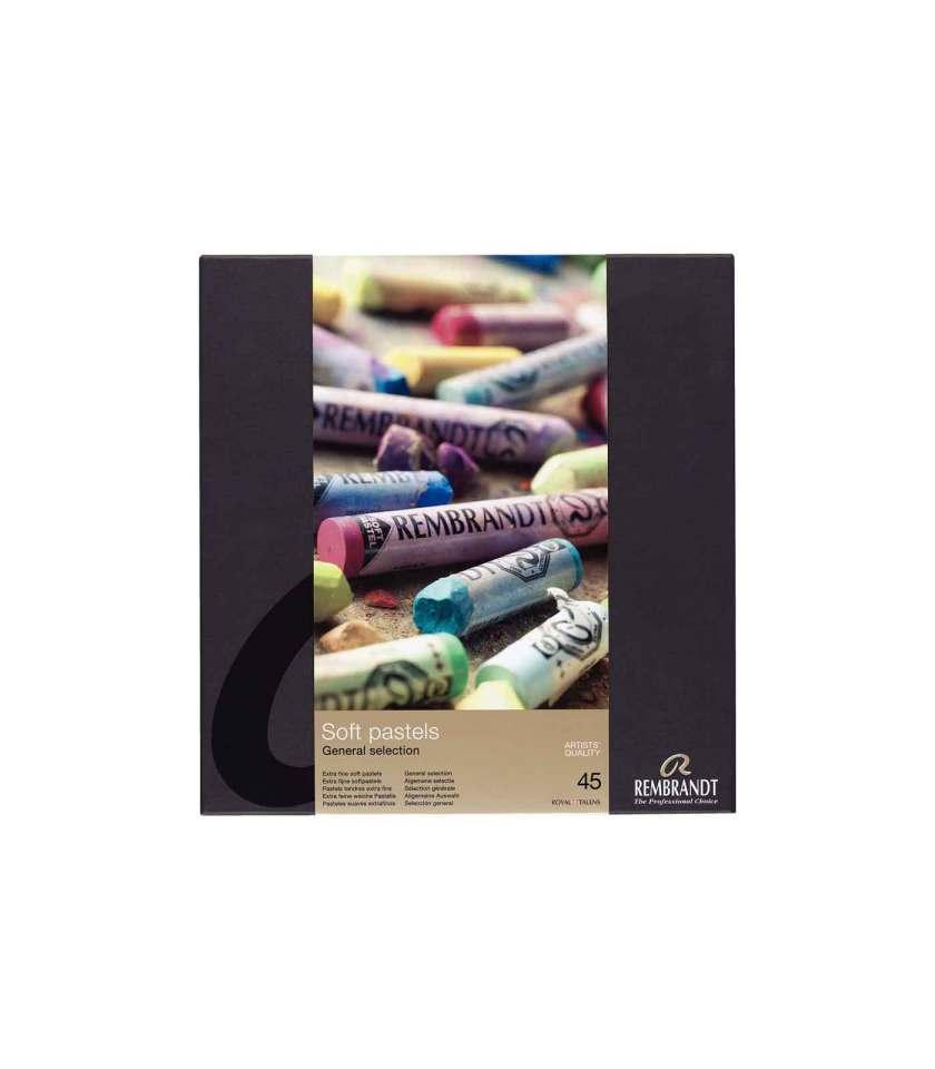 set-45-soft-pastel-Rembrandt-Art&Colour-1