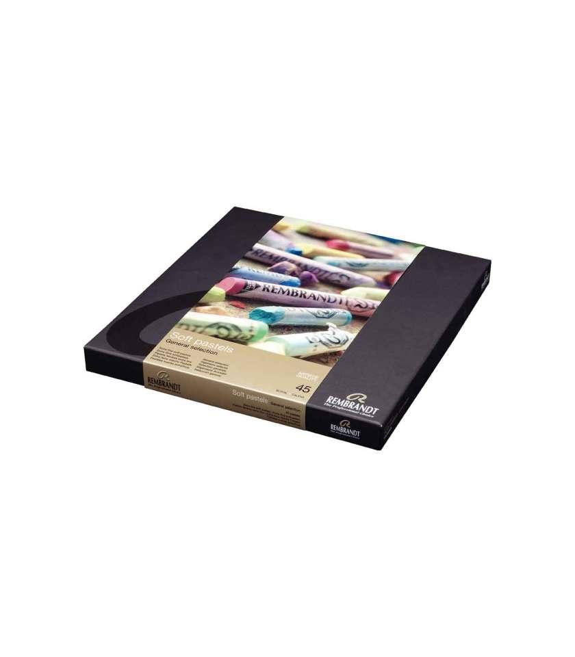 set-45-soft-pastel-Rembrandt-Art&Colour-2