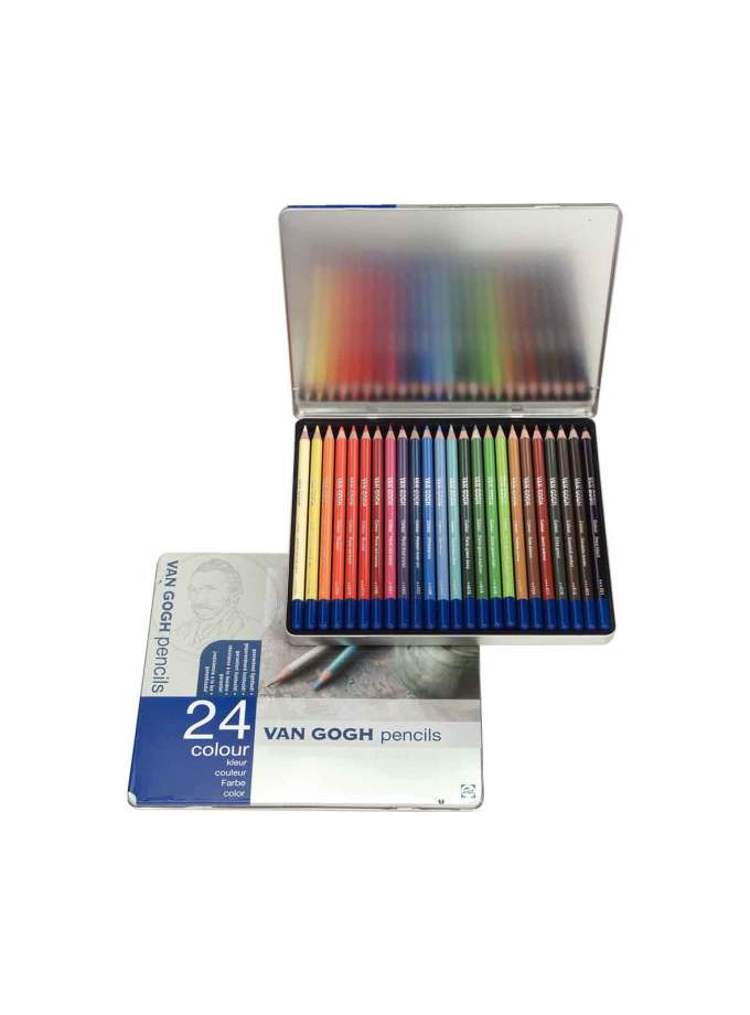 set-moluvia-24-Van-Gogh-Colour-Talens-Art&Colour