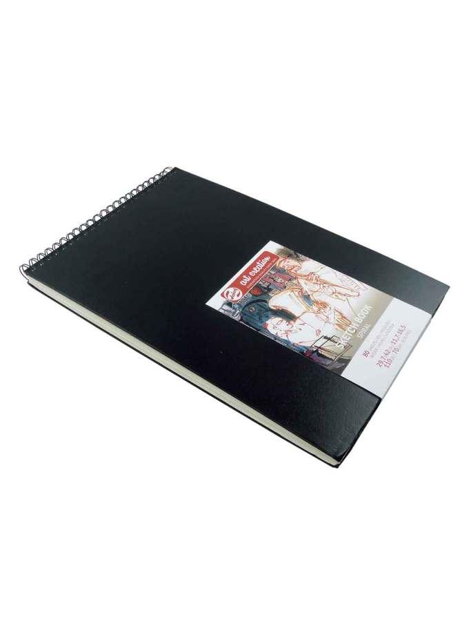 30x42-mplok-sketchbook-spiral-ArtCreation-Talens-Art&Colour