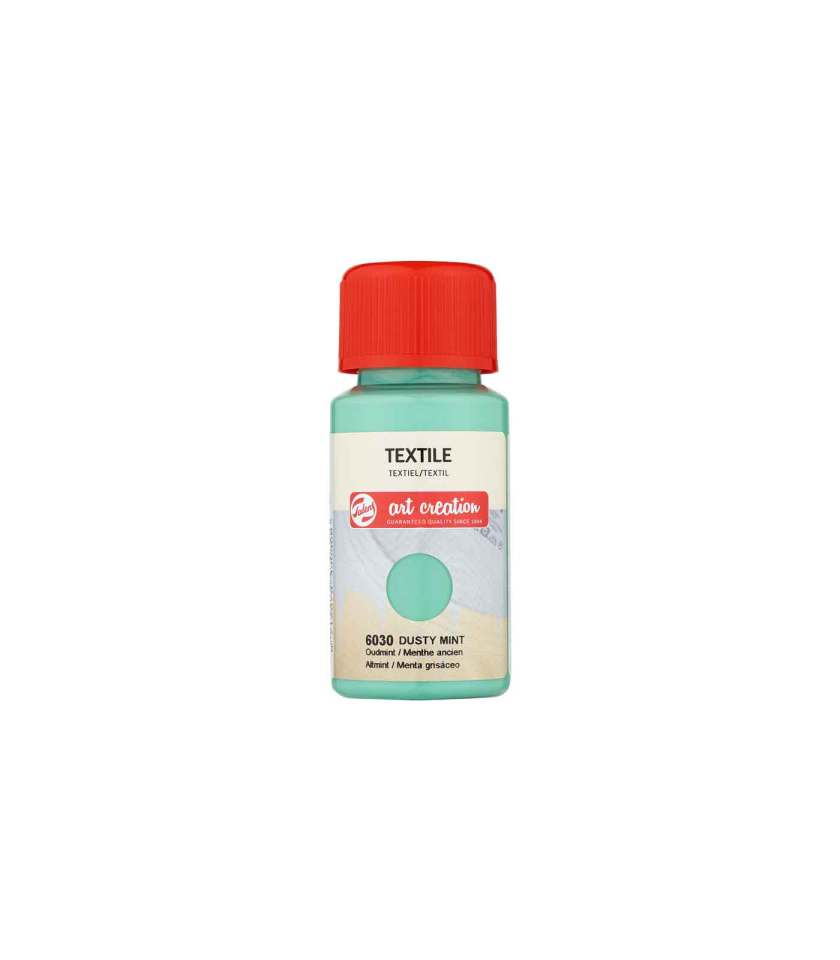 Textile-Paint-Talens-Art-Creation-50ml-6030-Dusty-Mint-Art&Colour