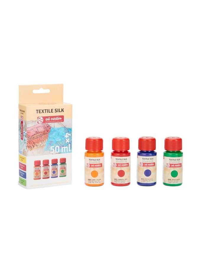 set-4x50ml-xroma-xeirotexnias-textile-silk-artcreation-Art&Colour