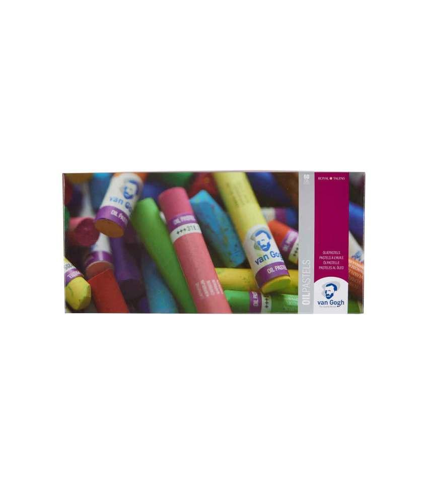set-60-oil-pastel-VanGogh-Talens-Art&Colour-0