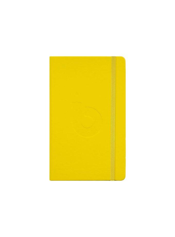 Bruynzeel-Bullet-Journal-13x21-yellow-Art&Colour