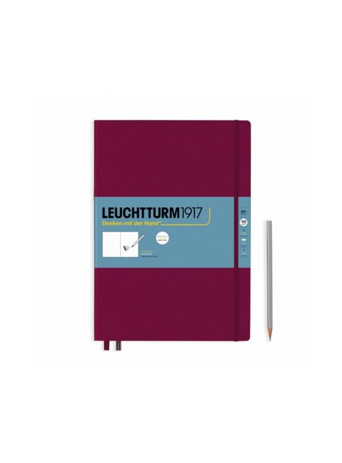 Sketchbook-Leuchtturm1917-A4-PortRed-Art&Colour