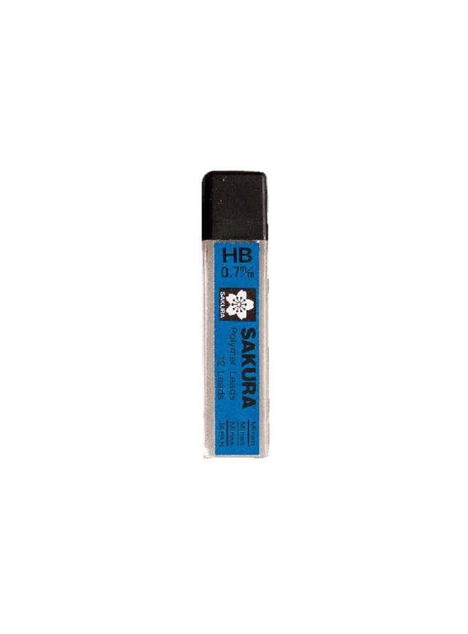 mutes-mixanikou-moluviou-HB-0,7mm-Sakura-Polymer-Leads-Art&Colour