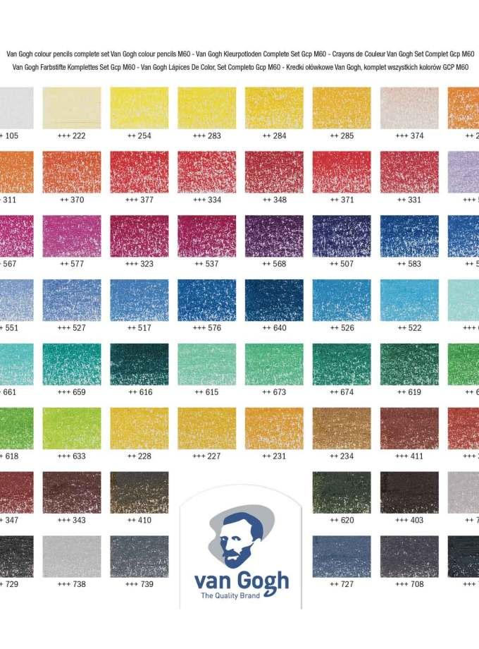 set-60-moluvia-colour-Van-Gogh-pencils-Art&Colour-ColorCard