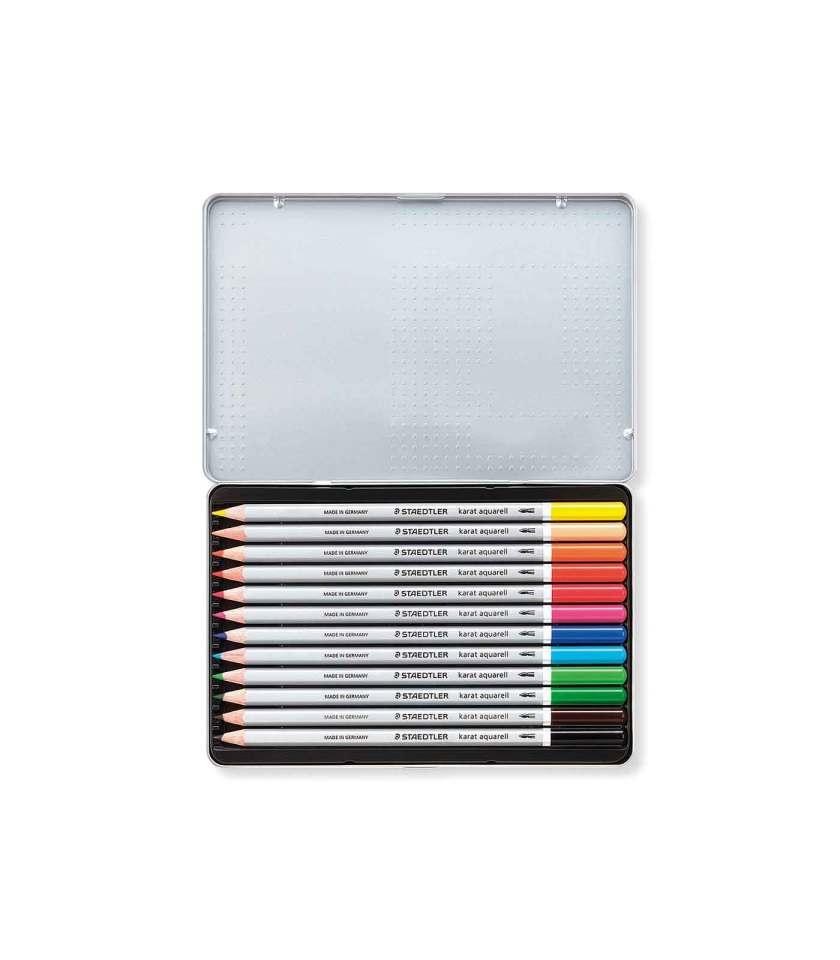 Set-12-moluvia-akouarelas-karat-aquarell-125-Staedtler-Art&Colour