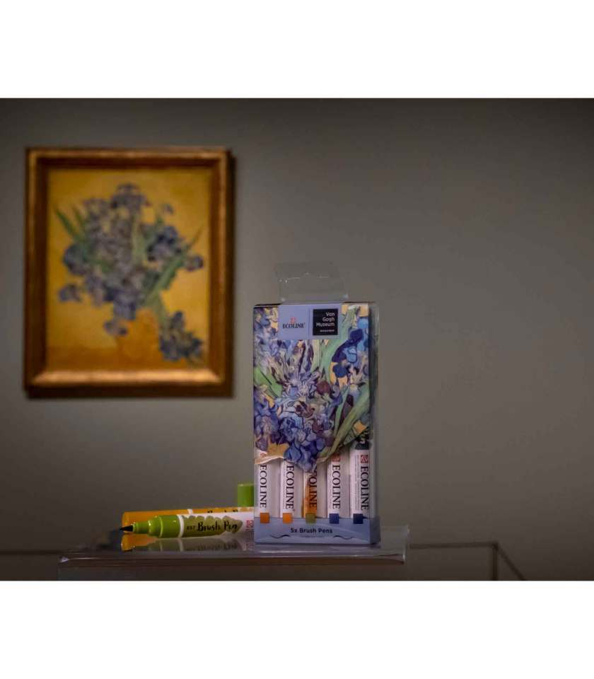 Set-5-Ecoline-Brush-Pen-Van-Gogh-Museum-Talens-Art&Colour-0