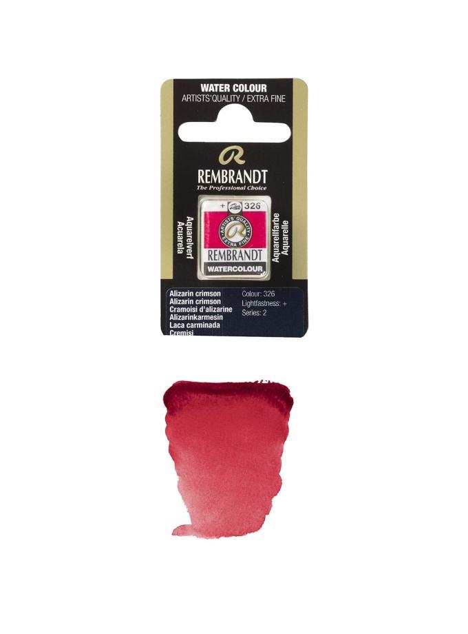 326-kuvos-akouarelas-Rembrandt-Watercolor-Pan-Talens-Art&Colour