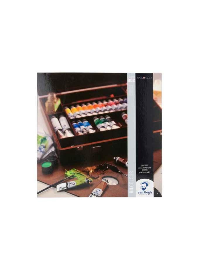 valitsa-zografikis-ladoxromata-oil-van-gogh-Expert-Box-Talens-Art&Colour