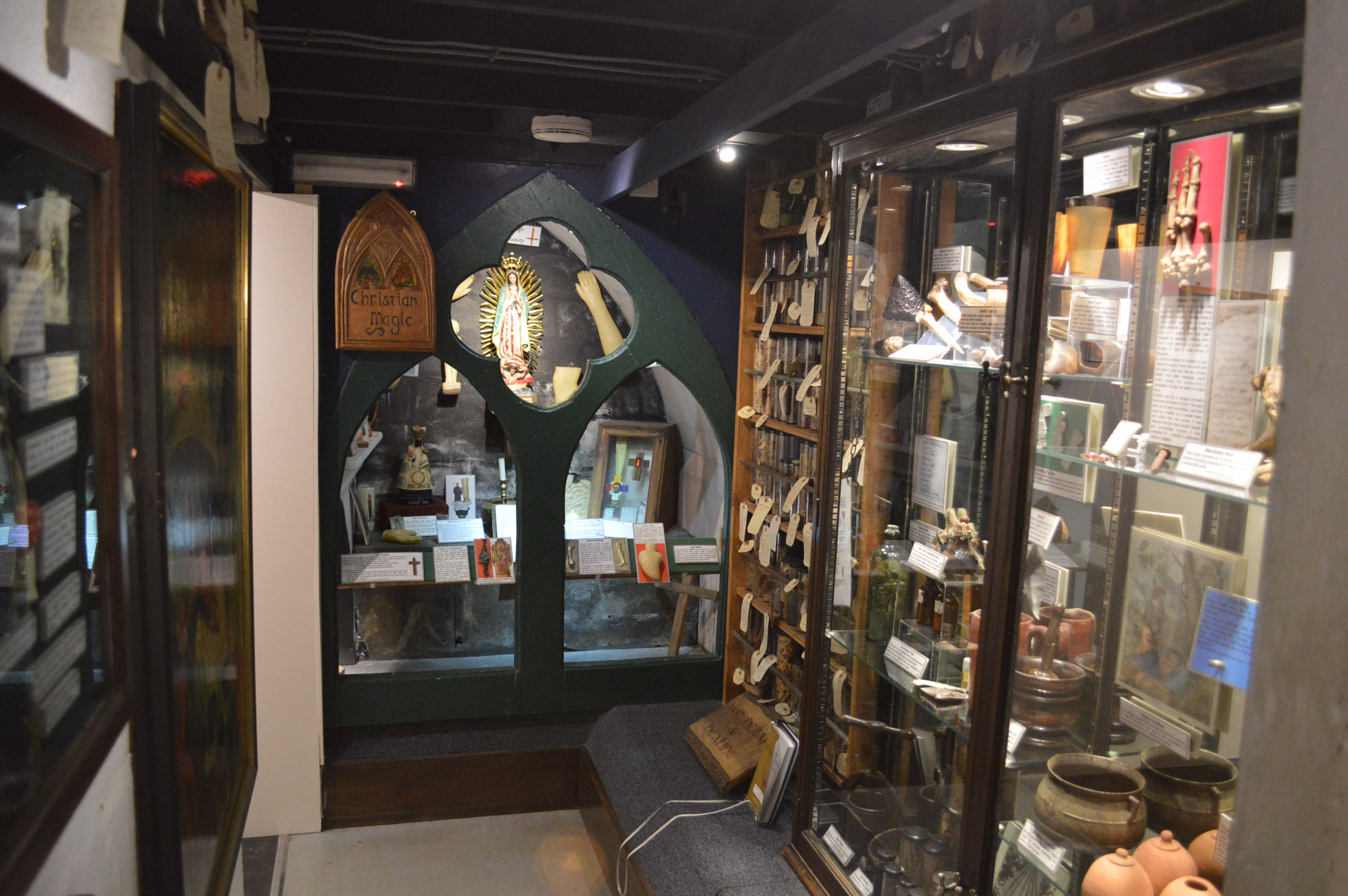 Boscastle S Museum Of Witchcraft And Magic