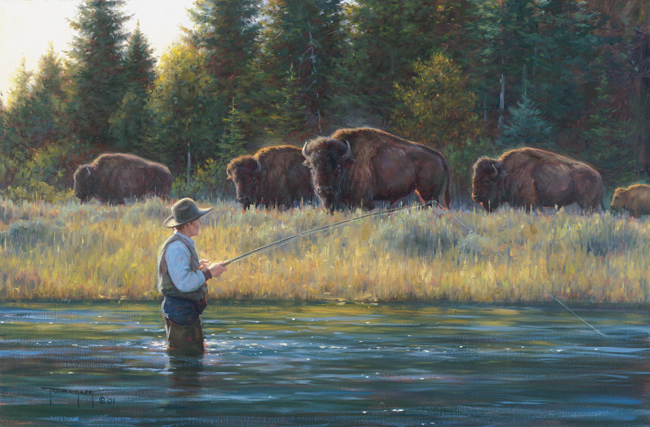 Art Country Canada ROBERT DUNCAN The Worlds Largest