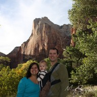 Zion-Our Weekend Trip