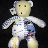 Memphis Baby Clothes Bear