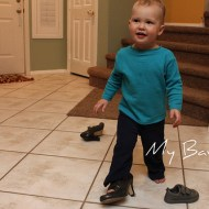Wordless Wednesday Linky- Walking in Heels