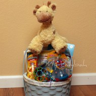How to Make an Easy No Sew Easter Basket Liner