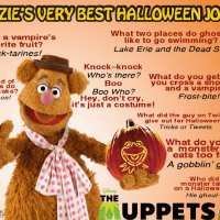Halloween Fun with Disney's The Muppets