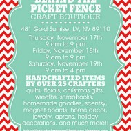 Behind the Picket Fence Craft Boutique #LasVegas