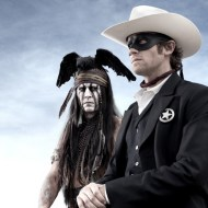 Johnny Depp as Tonto in The Lone Ranger #TheLoneRanger