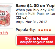 Kroger Cart Buster Deal of the Day Savings Event