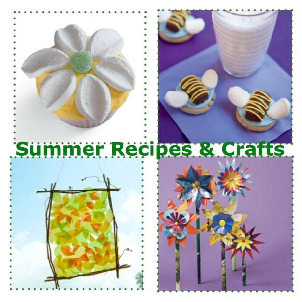 Odd Life of Timothy Green Crafts Summer Fun
