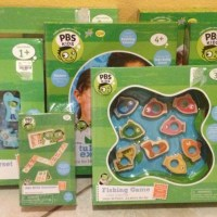 PBS Kids Toys Available at Tuesday Morning