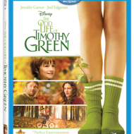 The Odd Life of Timothy Green Blu Ray Combo Pack