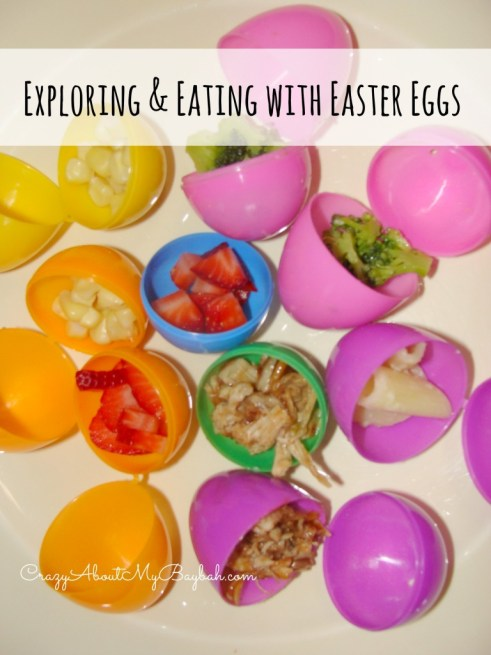Exploring with Easter Eggs