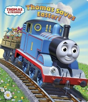 Thomas the Train Easter Book
