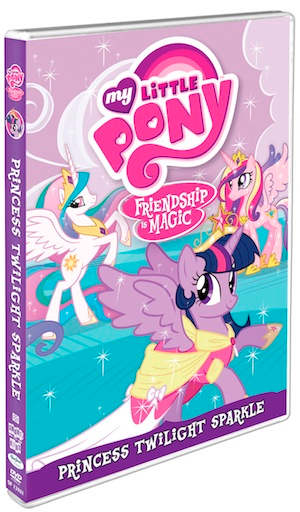 My Little Pony Friendship Magic DVD