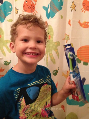 Arm & Hammer Tooth Tunes Toothbrush Review