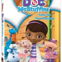 Doc McStuffins: Time For Your Checkup DVD Review