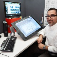 Drawing Disney Planes | Story Artist Art Hernandez #DisneyPlanesEvent
