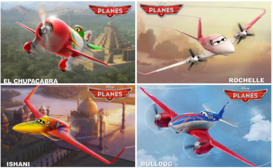 The Story Behind the Making of Disney Planes #DisneyPlanesEvent