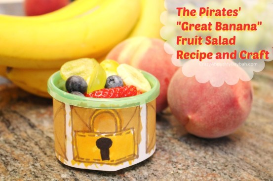 PBS Kids and Whole Foods Peg + Cat Fruit Salad #Recipe and Craft #PBSKidsVIp