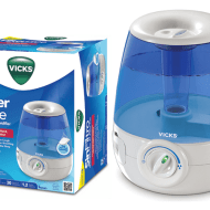Vicks and Braun Cold and Flu Season Humidifier Giveaway