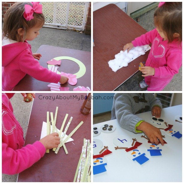 25 Winter and Christmas Crafts for Kids #Toddlers #Preschoolers #Homeschool